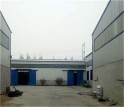 厂房工作区